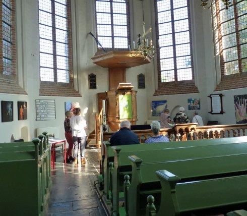Geslaagde expositie in Hoedekenskerke